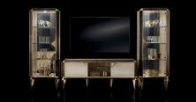 Adora - kolekcja Diamante komoda RTV