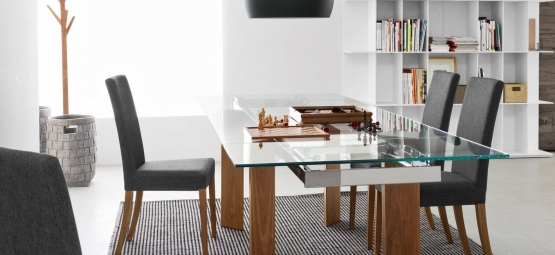 Calligaris Tower Wood