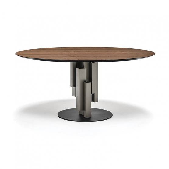 Cattelan Skyline Wood Round
