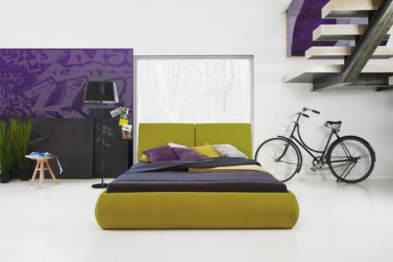 Dormi- łóżko Pillow