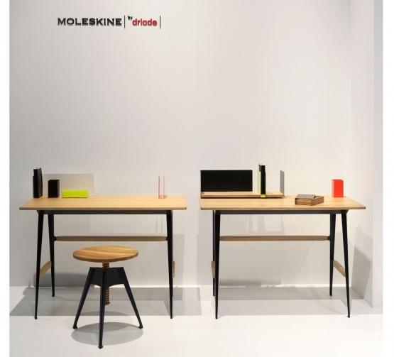 Driade portable atelier stool
