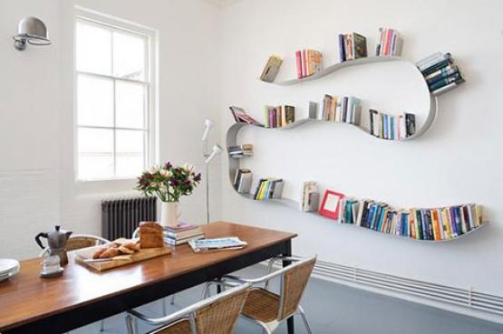 Bookworm duży - regał