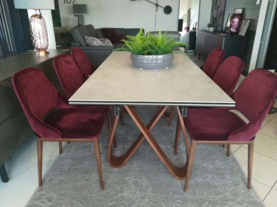 TONIN krzesło Malva