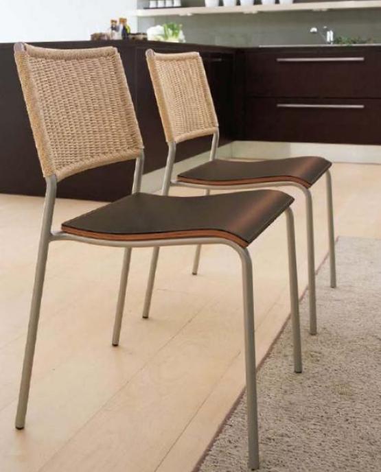 Calligaris krzesło MOKA