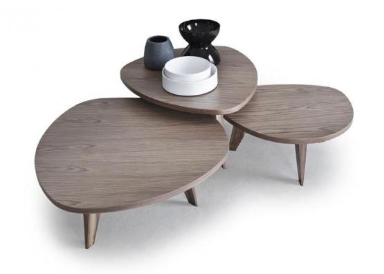 Vibieffe 9500 Tavolini 057, 058, 59, 060, 061, 062, 073, 074, 075, tavolini in legno
