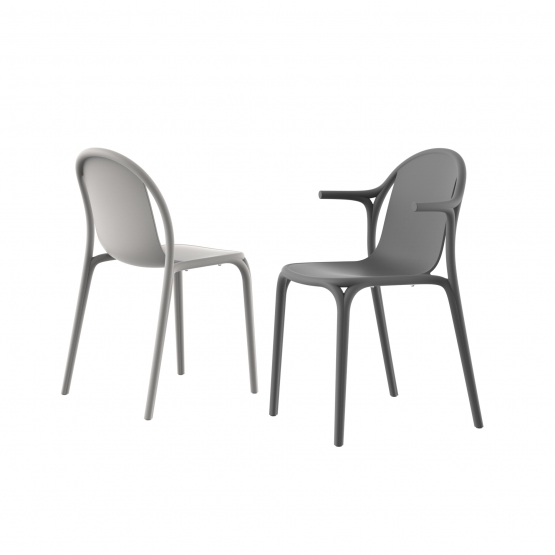 Vondom Brooklyn chair with arms
