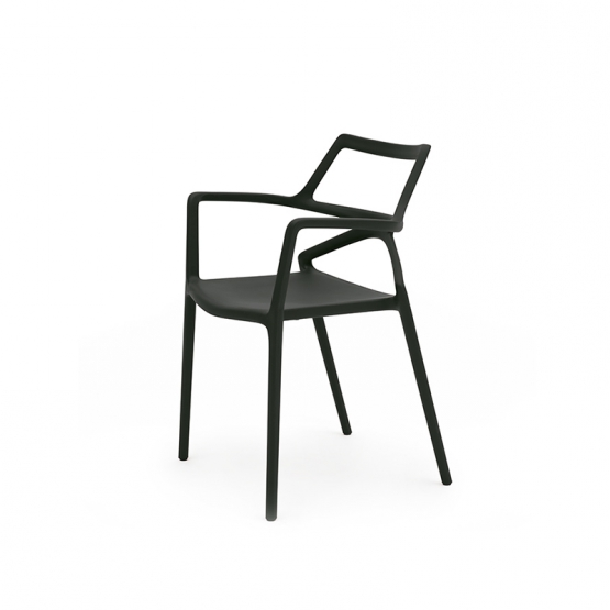 Vondom Delta chair with arms