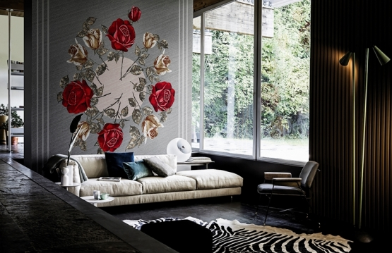 Wall & Deco Canvas Bouquet