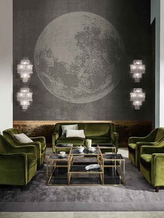 Wall & Deco Luna Plena