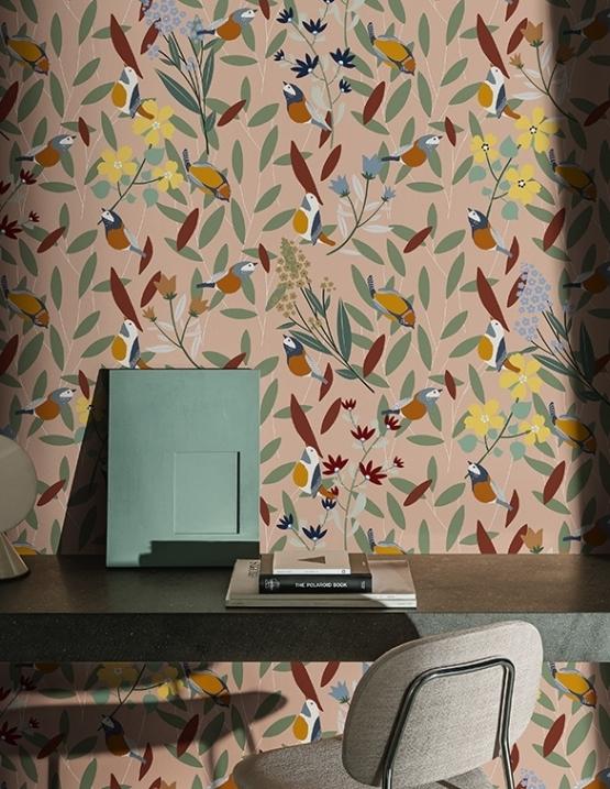 Wall & Deco Dans Le Bois