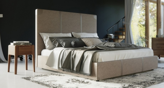 Miotto bolgheri bed king size
