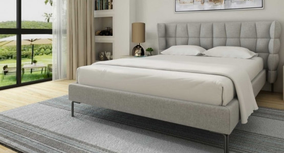 Miotto monza bed queen size