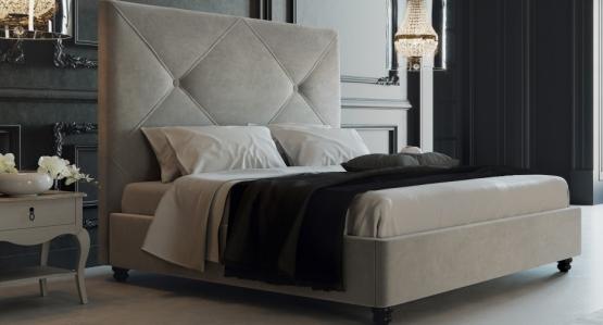 Miotto nocea bed queen size