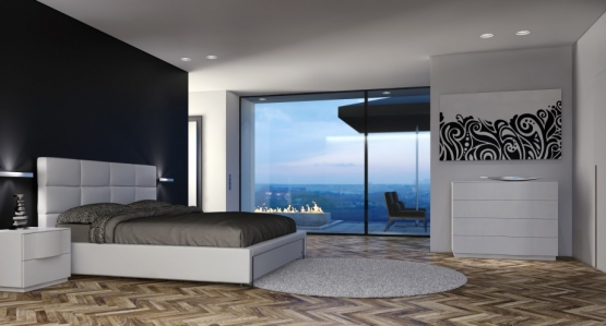 Miotto plaza bed king size