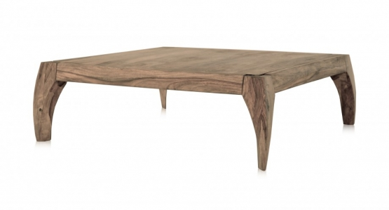 Miotto breneta coffee table 90 - walnut