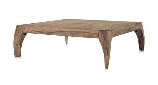 Miotto breneta coffee table 90 - walnut
